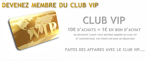Le Club VIP Ma Montre Automatique