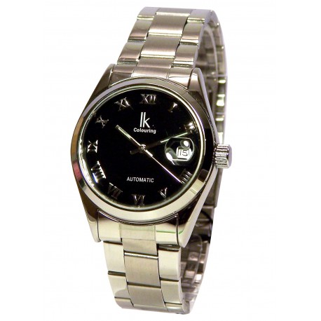 MONTRE AUTOMATIQUE MASTER DATE BLACK