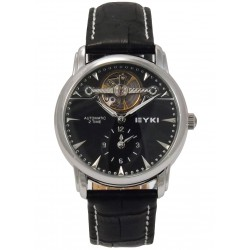 MONTRE AUTOMATIQUE TWIN TIME BK