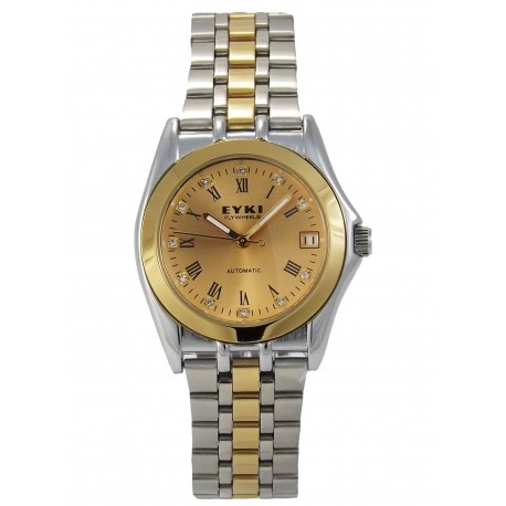 MONTRE AUTOMATIQUE MASTER DATE GOLD
