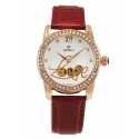 MONTRE AUTOMATIQUE SWAROVSKI RED