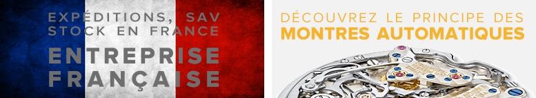 découvrir MaMontreAutomatique, spécialiste français de la montre automatique
